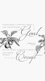 Good Words Wallpaper
