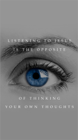 Listening Is The Opposite Wallpaper
